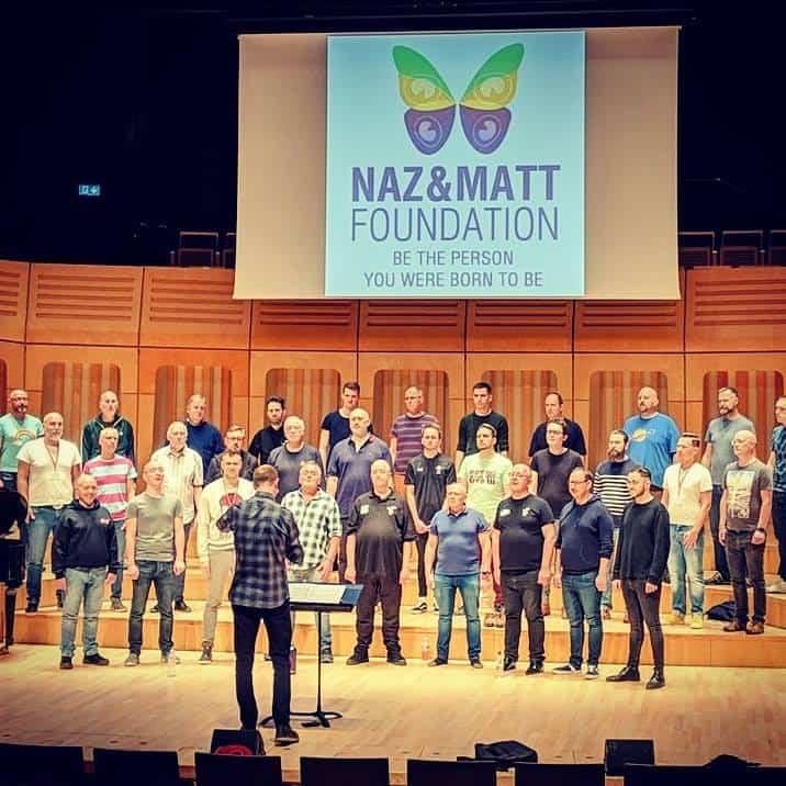 SWGMC Welsh Gay Mens Choir